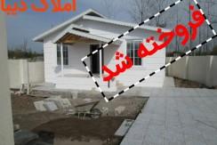 فروش ویلای لوکس نوساز در زیباکنار(کد:۵۶۵)