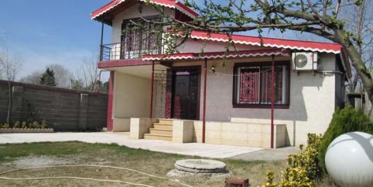 اجاره ویلا سه خوابه دوبلکس در زیباکنار (کد:۱۱۴۷)