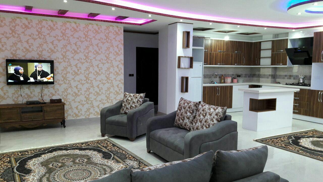 اجاره هتل آپارتمان ساحلی در بندرانزلی(کد:۱۴۲۷)
