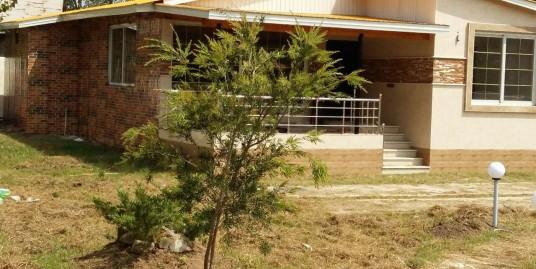 ویلا باغ ۱۰۰۰ متری نوساز زیباکنار(کد۶۷۰)