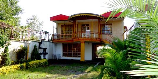 اجاره ویلا لوکس با ساحل اختصاصی در زیباکنار(کد:۱۱۴۶)