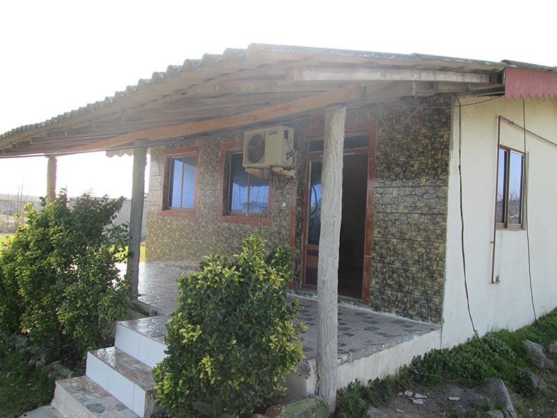 اجاره ویلا تک خوابه در زیباکنار لب ساحل (کد:۱۲۲۰)