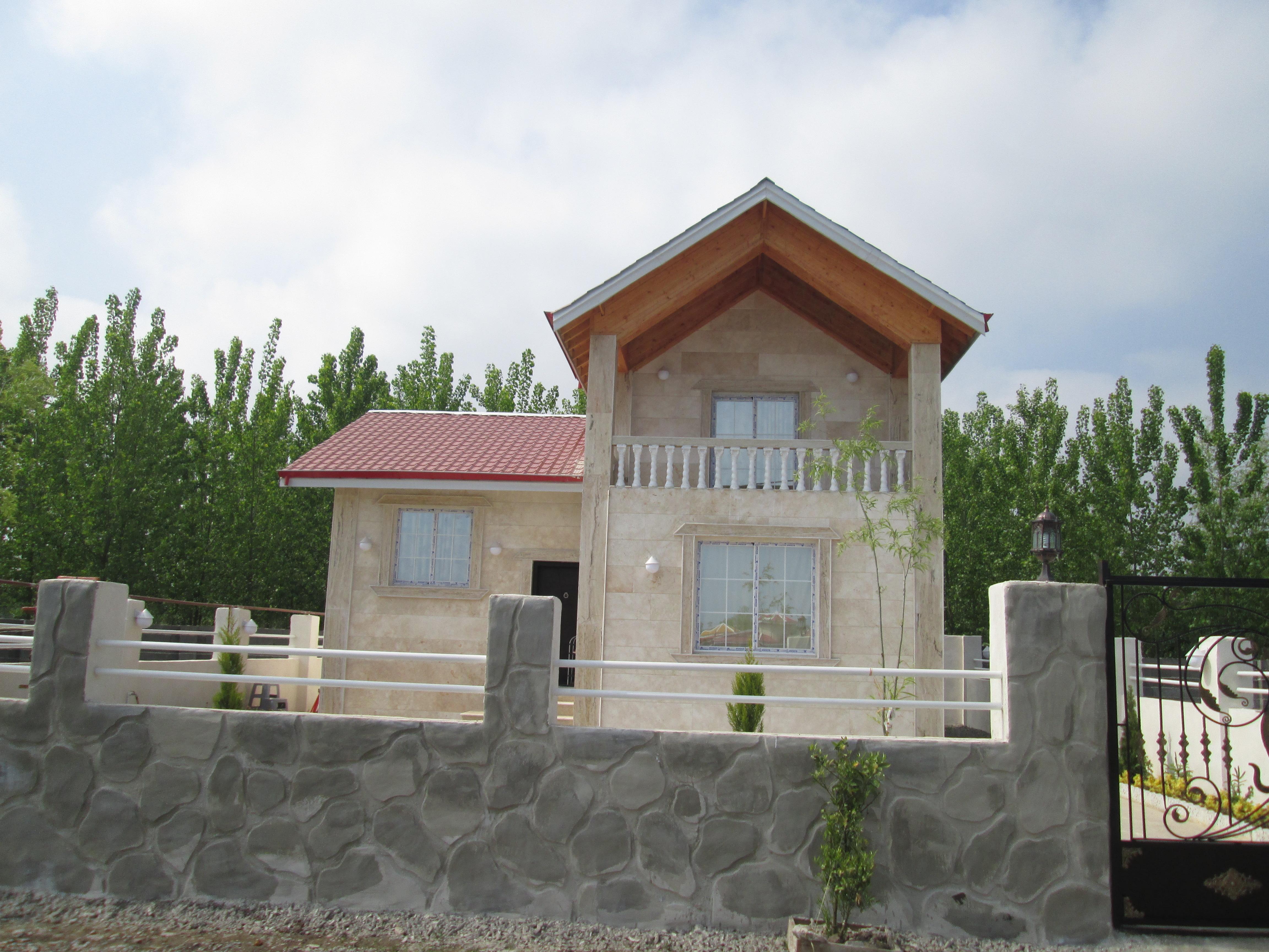 فروش ویلای لوکس شهرکی سندار در زیباکنار(کد:۵۱۷)