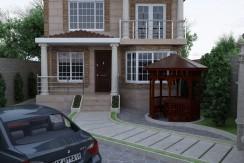 فروش ویلا سه خوابه دوبلکس در زیباکنار(کد:۵۳۰)