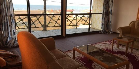 اجاره روزانه ویلای بر ساحل در زیباکنار  (کد:۱۳۱۷)