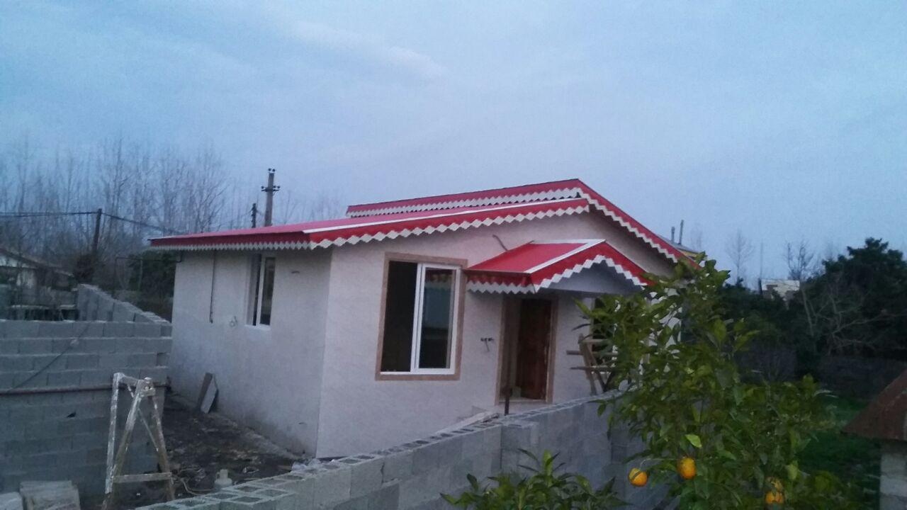 فروش ویلای دوخواب نوساز در زیباکنار(کد:۵۵۹)