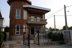 فروش ویلای شهرکی لوکس در منطقه آزاد زیباکنار(کد ۶۳۱)