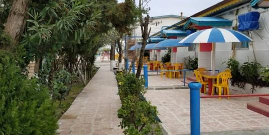 رزرو مجتمع ساحلی دوخوابه دوبلکس در انزلی(کد:۱۴۳۶)