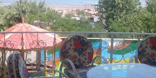 فروش ویلا بر ساحل استخردار زیباکنار (کد 753)