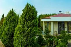 فروش باغ ویلا بی نظیر واقع در زیباکنار(کد 120)