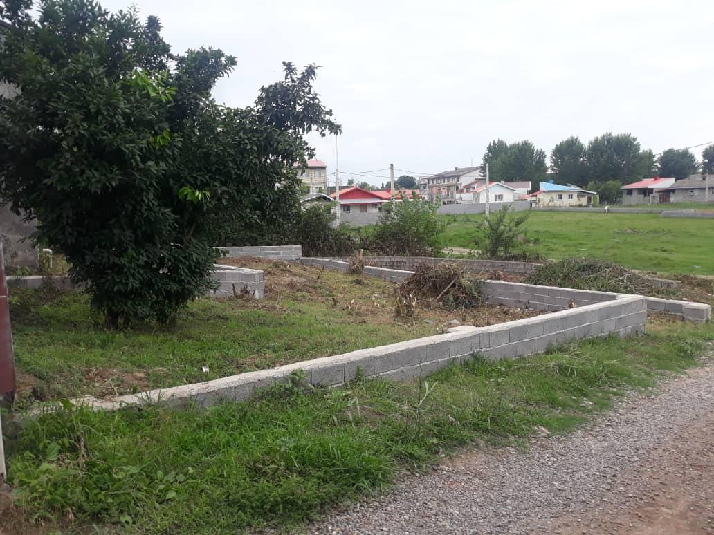 فروش زمین مسکونی سند تک برگ شش دانگ در لشت نشا(کد:741)